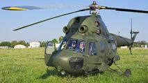 7840 - Poland - Army Mil Mi-2 aircraft
