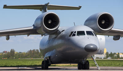 RF-72957 - Russia - Air Force Antonov An-72