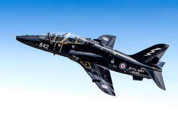 XX205 - Royal Navy British Aerospace Hawk T.1/ 1A