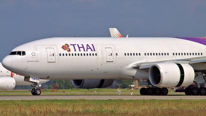 HS-TJR - Thai Airways Boeing 777-200ER
