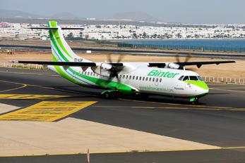 EC-LGF - Binter Canarias ATR 72 (all models)