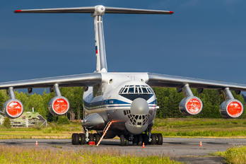 RA-78835 - Russia - Air Force Ilyushin Il-76 (all models)
