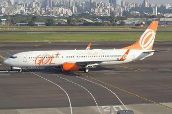 PR-GGV - GOL Transportes Aéreos  Boeing 737-800