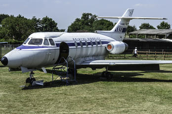 G-ARYC - Bristol Aircraft Services Hawker Siddeley HS.125