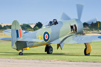 G-CBEL - Private Hawker Sea Fury