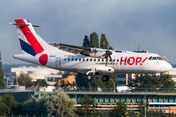 F-GPYL - Air France - Hop! ATR 42 (all models)