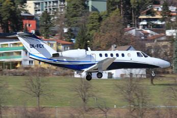 OK-FCY - Private Cessna 525A Citation CJ2