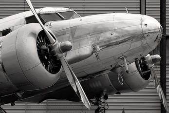 F-AZLL - Private Lockheed 12 Electra Junior
