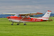 OK-OKB - Private Cessna 172 Skyhawk (all models except RG) aircraft