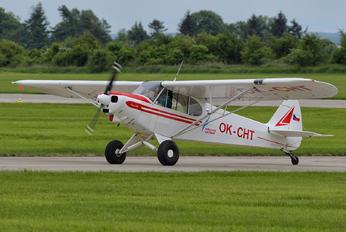 OK-CHT - Private Piper L-18 Super Cub