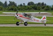 OK-CHT - Private Piper L-18 Super Cub aircraft
