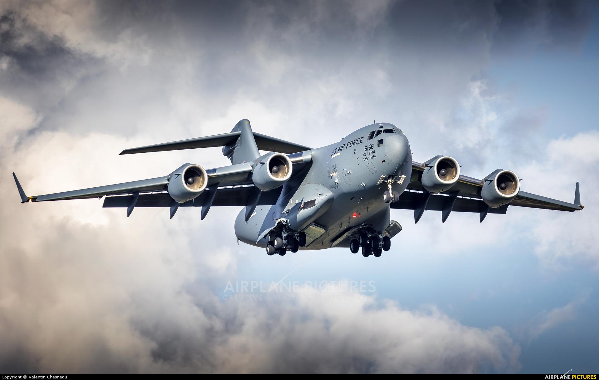 USA - Air Force 06-6156 aircraft at Paris - Orly