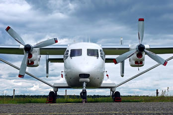 UR-CKQ - Private PZL An-28