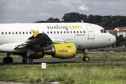 EC-MGF - Vueling Airlines Airbus A319 aircraft