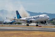 CC-BAN - Aigle Azur Airbus A320 aircraft
