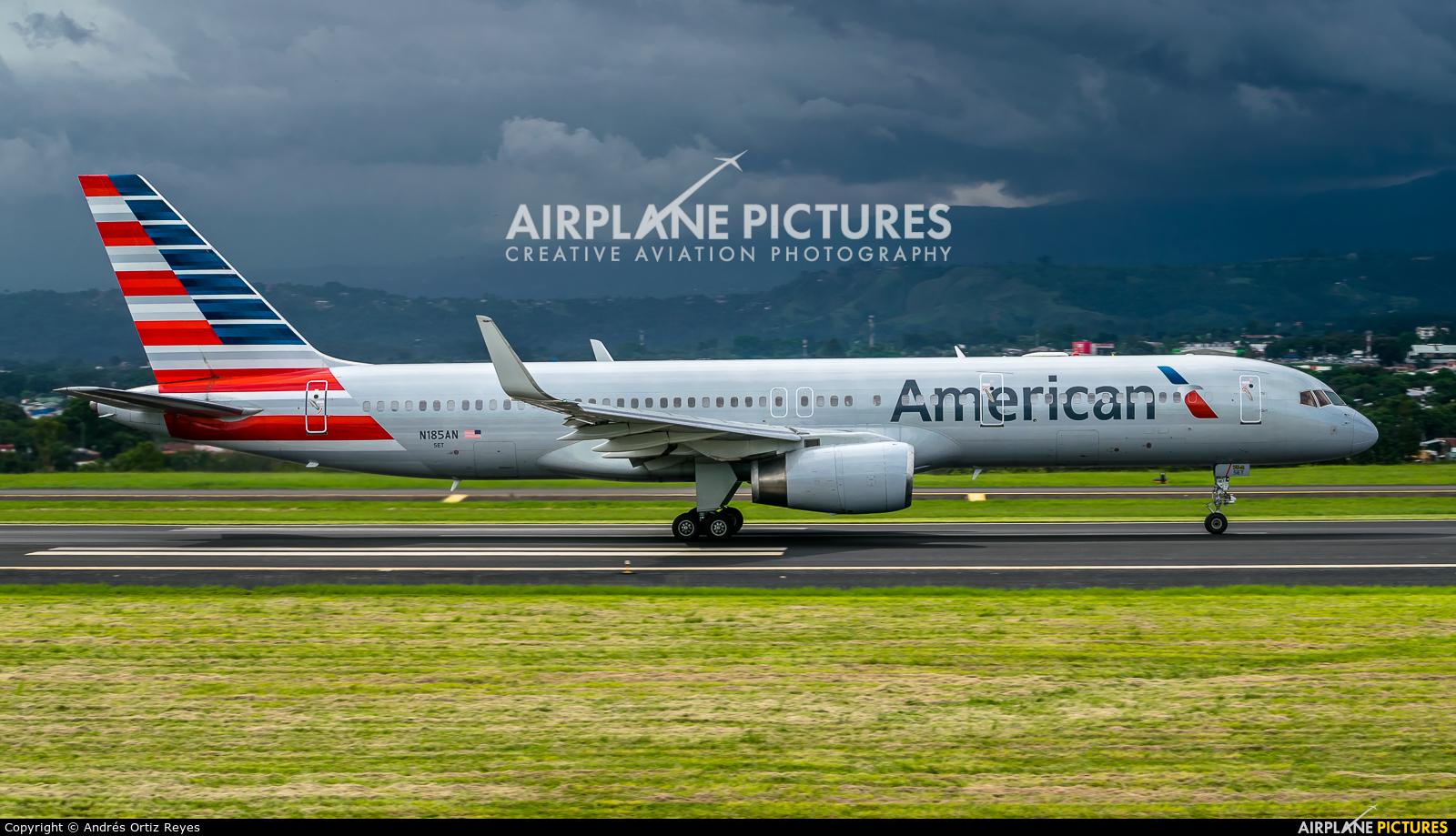 American Airlines N185AN aircraft at San Jose - Juan Santamaría Intl