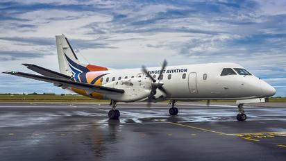 VH-VNY - Vincent Aviation SAAB 340