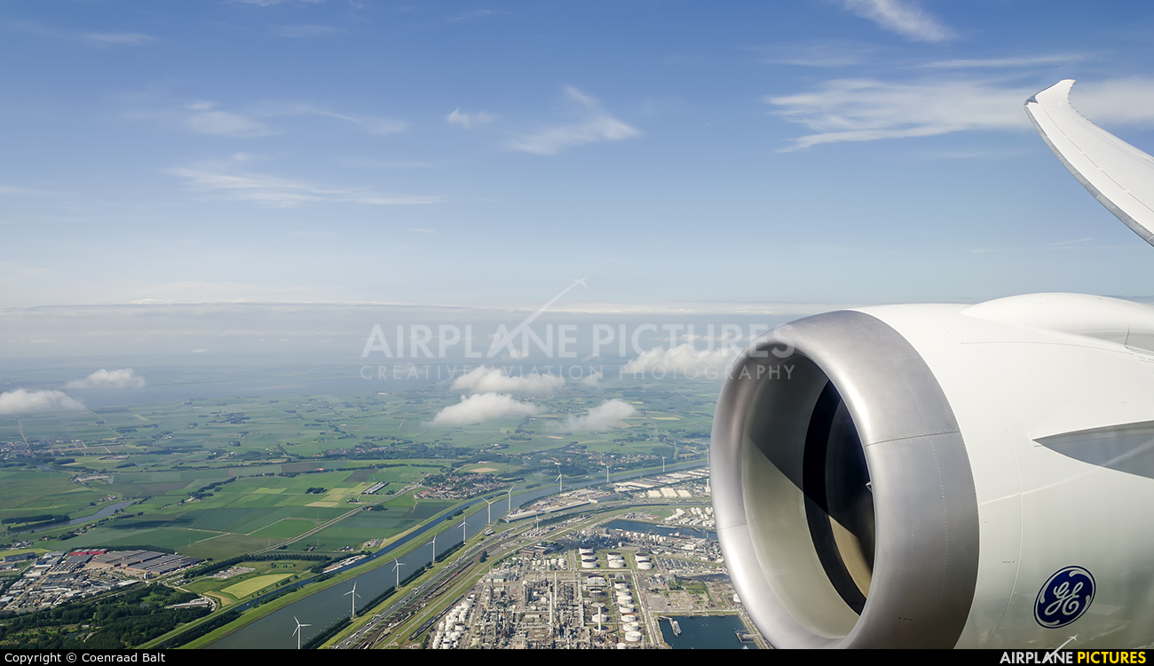 TUI Airlines Netherlands PH-TFM aircraft at In Flight - Netherlands