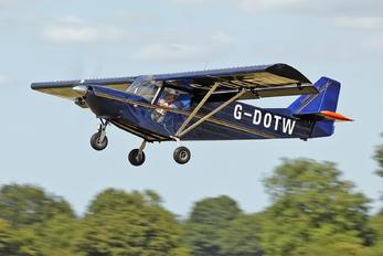 G-DOTW - Private Jabiru MXP-740 Savannah