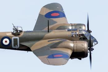 G-BPIV - Flying Legends Bristol Blenheim IV