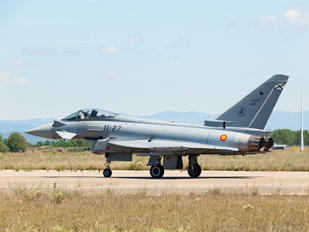 C.16-57 - Spain - Air Force Eurofighter Typhoon