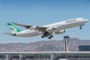 EP-MMD - Mahan Air Airbus A340-300 aircraft