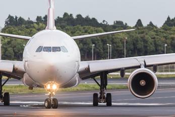 VH-QPC - QANTAS Airbus A330-300