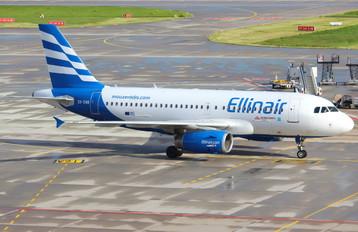 SX-EMB - Ellinair Airbus A319