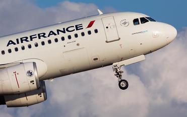 F-HBNK - Air France Airbus A320
