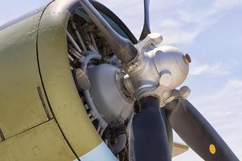 SP-FAV - Fundación Aérea Valenciana Antonov An-2