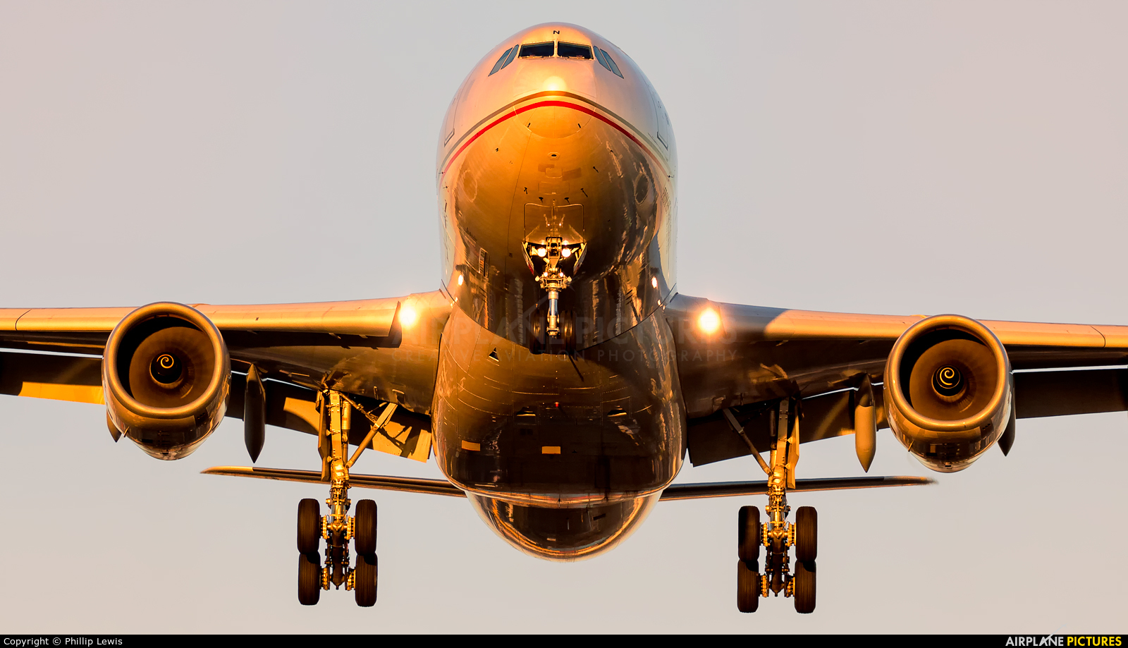 Etihad Airways A6-EYN aircraft at Frankfurt