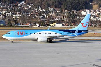 G-FDZT - TUI Airlines UK Boeing 737-800