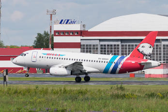 RA-89069 - Yamal Airlines Sukhoi Superjet 100