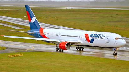 D-AZUB - AzurAir Boeing 767-300ER