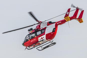 HB-ZRD - REGA Swiss Air Ambulance  Eurocopter EC145