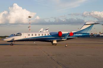 I-FORU - Private Learjet 45