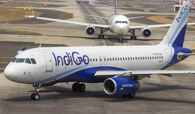 VT-IFA - IndiGo Airbus A320