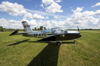 SP-CYC - Private Socata MS-880 B