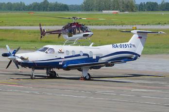 RA-01512 - Dexter Pilatus PC-12