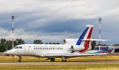F-RAFA - France - Air Force Dassault Falcon 7X
