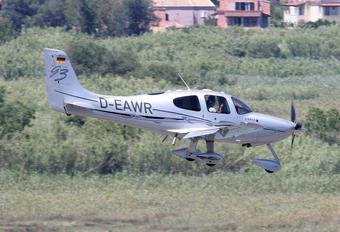D-EAWR - Private Cirrus SR-22 -GTS