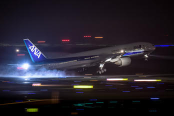 JA787A - ANA - All Nippon Airways Boeing 777-300ER
