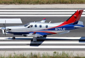 N755JG - Private Socata TBM 700