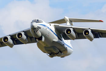 RA-78842 - Russia - Air Force Ilyushin Il-76 (all models)
