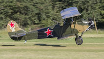 G-BSSY - The Shuttleworth Collection Polikarpov PO-2 / CSS-13 aircraft