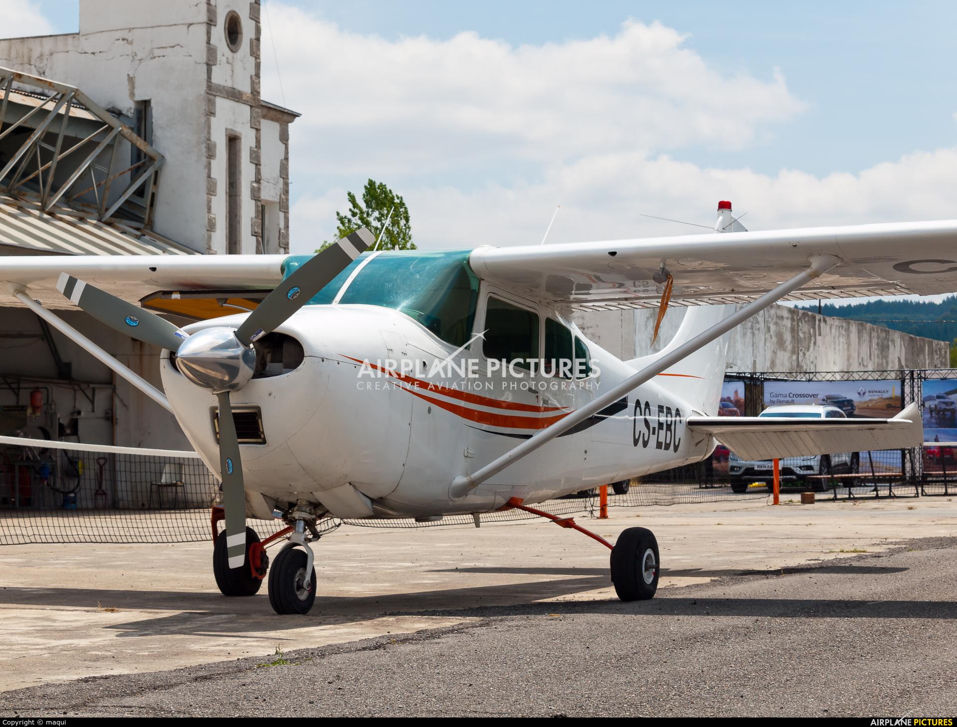 Sky Wings CS-EBC aircraft at Lugo - Rozas
