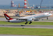 Cathay Dragon's special livery on Airbus A330-300 title=