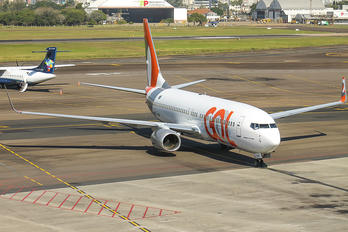 PR-GTQ - GOL Transportes Aéreos  Boeing 737-800