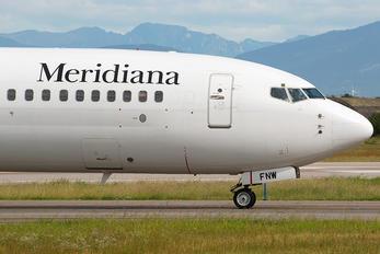 EI-FNW - Meridiana Boeing 737-800