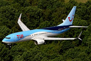 D-ATUC - TUIfly Boeing 737-800 aircraft